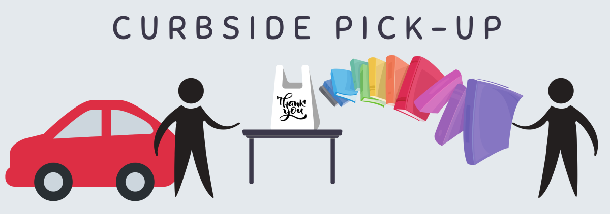 Curbside Pick-up | Monticello Public Library